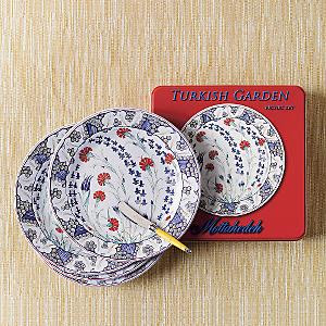 Coveted: Tin Plates