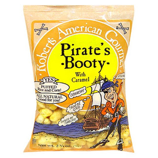 Giveaway: Pirate's Booty Treasure Chest