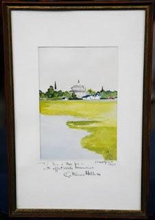 Inspired: Katharine Hepburn's Watercolors