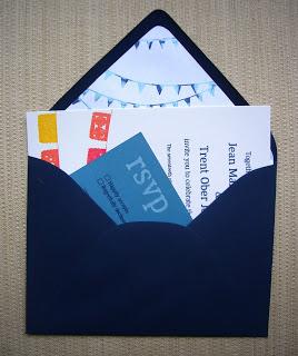 Jean's Wedding: Invitations are Done!