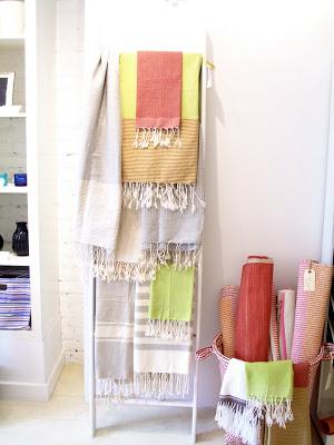 Inspired: Turkish Bath Towels