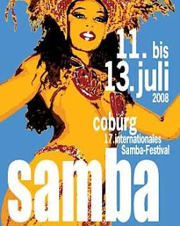 To Do: Samba Class