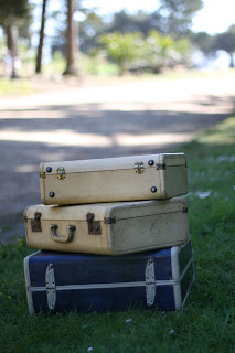 To Do: Vintage Suitcases