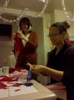 Ladies Activity Club: Valentine's Wreaths
