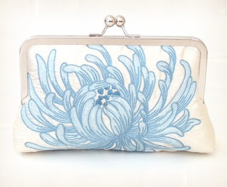 Coveted: Chrysanthemum Clutch
