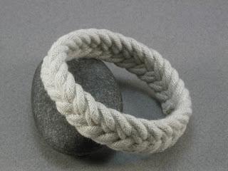 Camp Week: Rope Bracelet