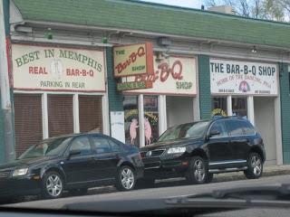 Memphis: Bar-B-Q Shop
