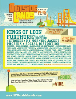 To Do: Outside Lands