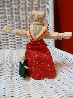 To Do: Corn Husk Dolls