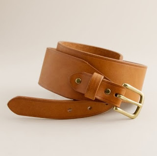 Top 5 for Fall: Leather Belt