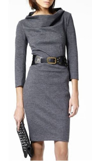 Top 5 for Fall: Gray Dress