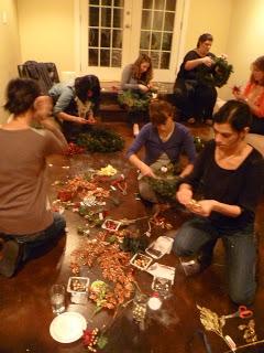 November Ladies Activity Club