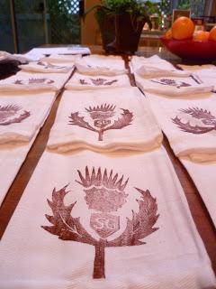 Crafty: Printed Napkins