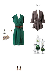 What to Wear: Botanical