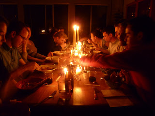 Party Recipe: Earthquake Dinner