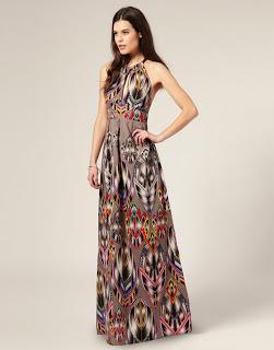 Hawaii: Maxi Dress