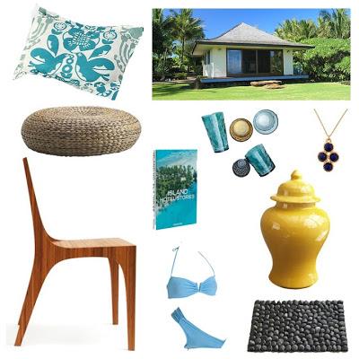 Beach House Style: Anini Beach