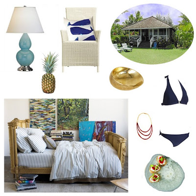 Beach House Style: Hanalei Cottage