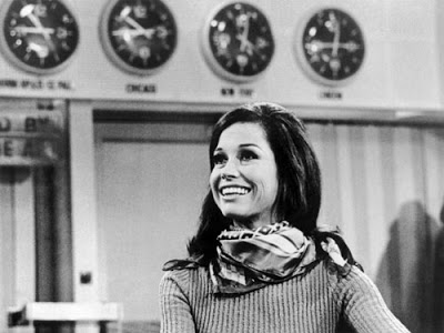 Inspired: Mary Tyler Moore