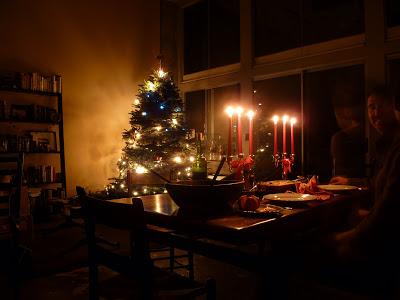 Christmas Dinner Redux