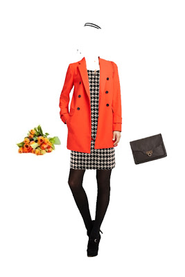 What to Wear: Houndstooth