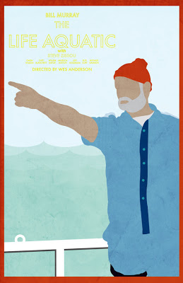 Inspired: Life Aquatic Poster
