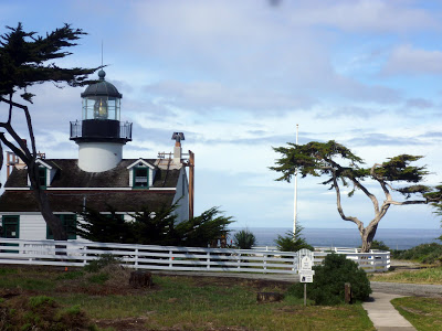Beach House Style: Point Pinos Lighthouse
