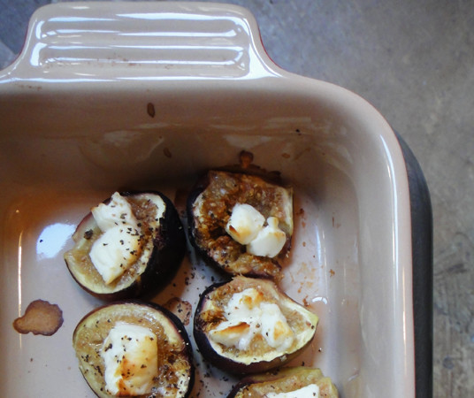 Recipe: Baked Figs