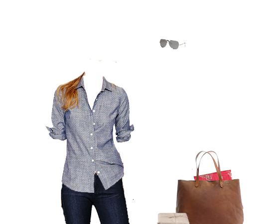 What to Wear: Denim on Denim