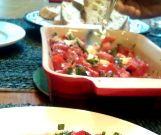 Recipe: Bruschetta
