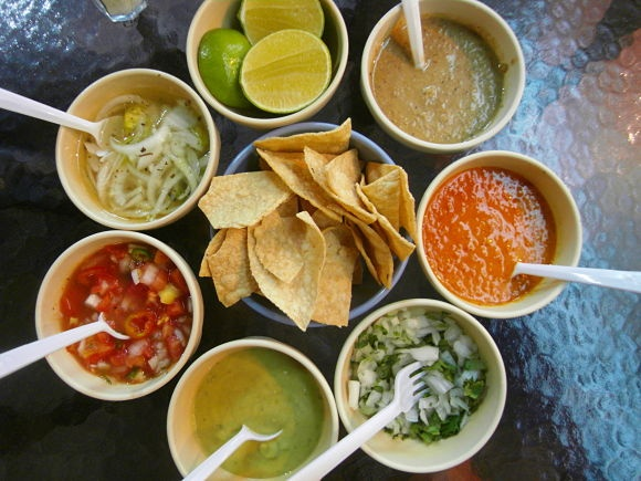 Salsa Favorites