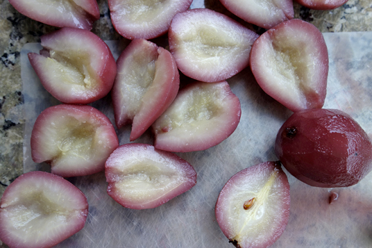 Recipe: Poached Pears