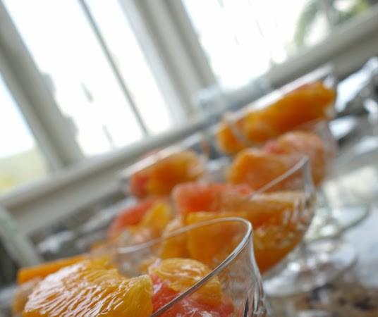 Recipe: Citrus Salad