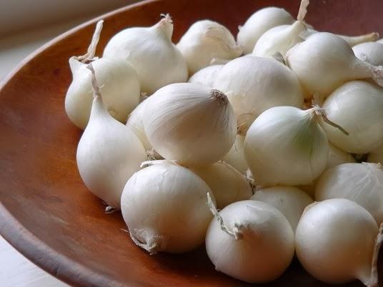 Recipe: Creamed Pearl Onions
