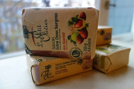 From Provence: Le Petit Olivier Soaps
