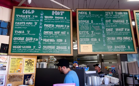 Hawaii: Sandwiches at 808 Deli
