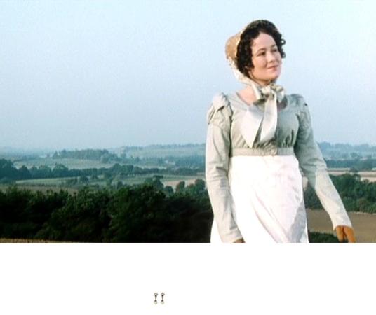What to Wear: Pride & Prejudice, Elizabeth Bennet, Episode 1