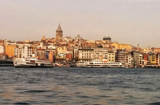 Welcome to Istanbul!