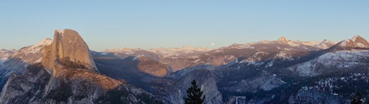 Overnight Cross-Country Skiing to Glacier Point Hut
