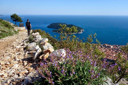 A Panoramic Hike to the Top of Dubrovnik