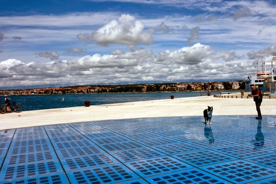 What to See, Eat and Swim for a Day in Zadar, Croatia.