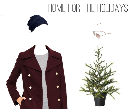 What to Wear: Home for the Holidays