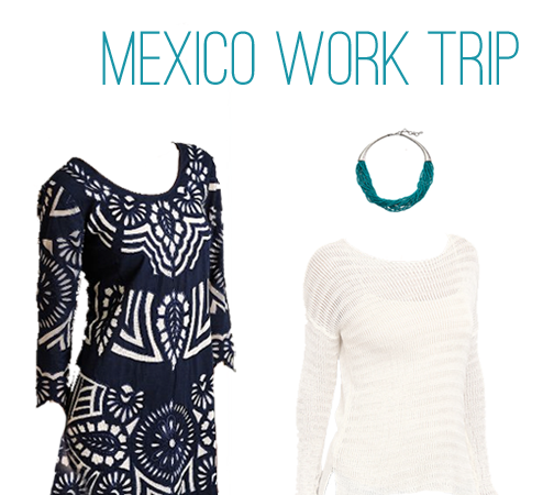 What to Pack: Work Retreat in Mexico
