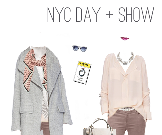 What to Wear: A Big Day out in NYC in Winter