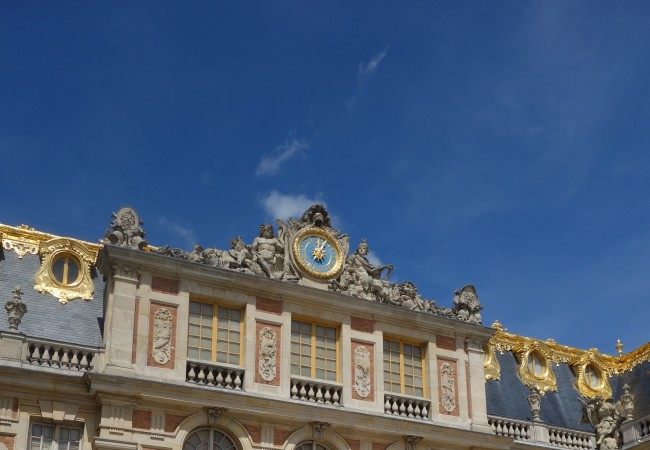 A Summer Saturday at the Palace of Versailles