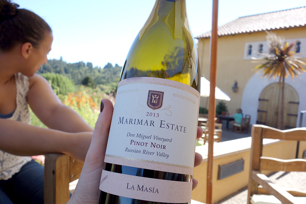 Marimar Estate Wine Picnic