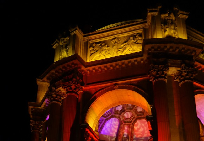 A Gala at the Palace of Fine Arts: Party for the Parks 2015