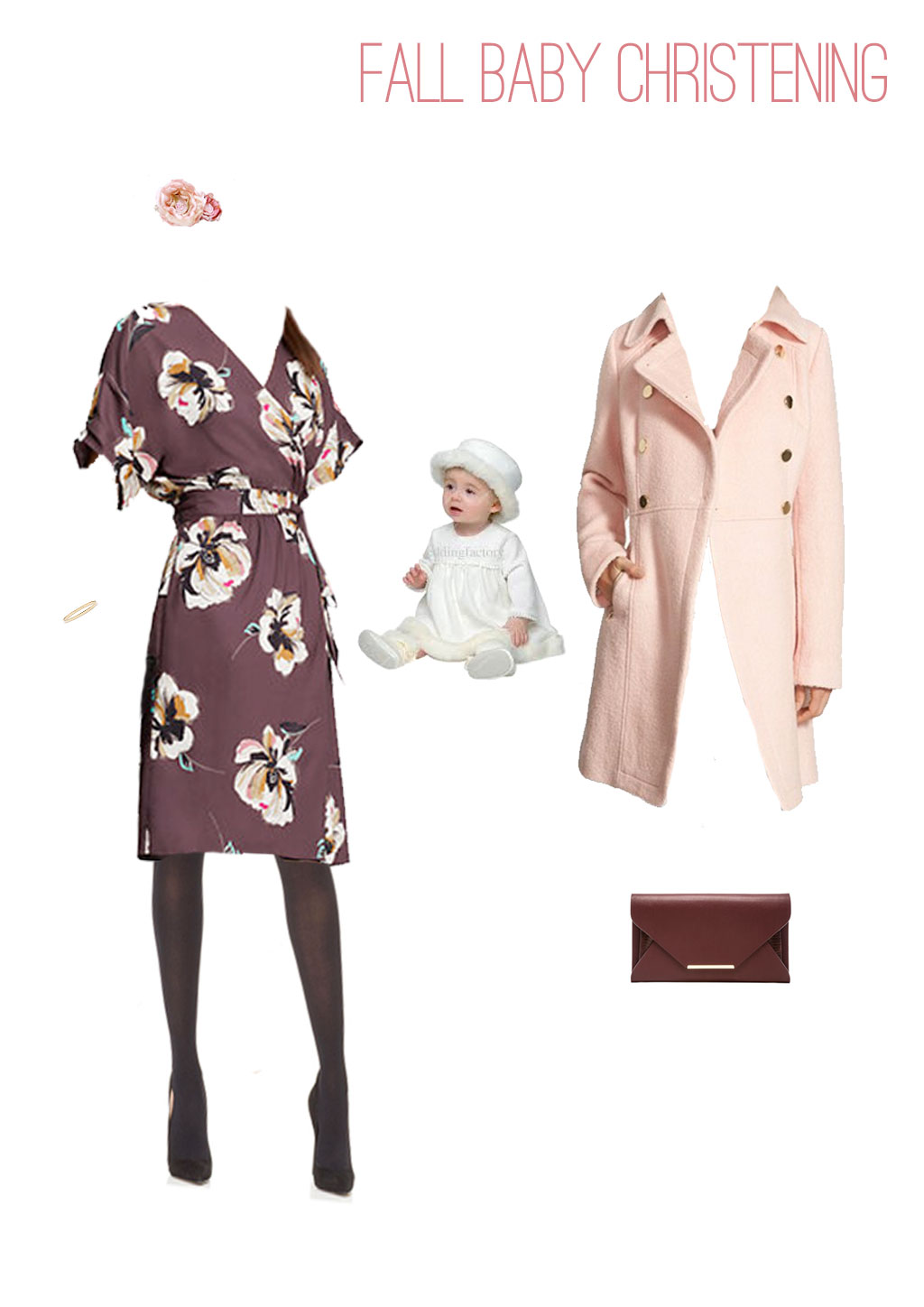 What to Wear: Baby Girl Christening in Fall – EmilyStyle