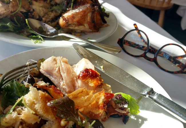 What to Wear: Zuni Cafe for Roast Chicken