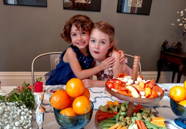 A Gluten-Free Christmas Tea Party